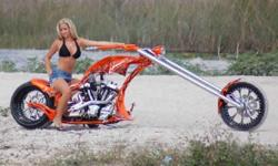 Make Your Chopper Motorcycle a Star