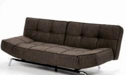 Marcel - Lifestyle Solutions Couch: DARK GREY Color