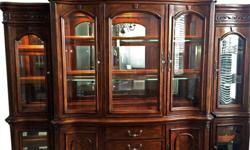 Michael Amini China Cabinet