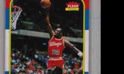 Michael Jordan 96-97 Fleer Decade of Excellence WCG Gaded 10