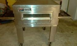 Middleby Marshall PS536 Conveyor Gas Oven
