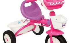 Minnie Mouse Foldable Tricycle - Kiddieland