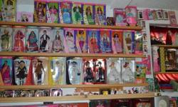 Mint Barbie Doll, Figurine, oranment and Musical Collection