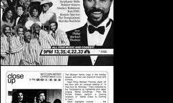 Motown Merry Christmas special 12/14/87
