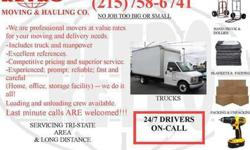 Movers ( Licensed & Insured)
