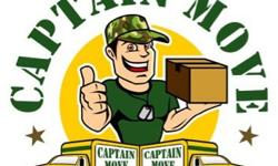 Moving Soon?!?! Let Captain Move Help