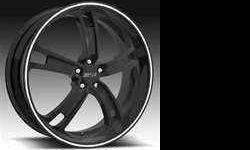 Msr 087 Rims (Sweet) (25-[phone removed])