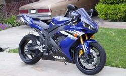 "MUST GO TODAY-""06 YaMaHa Y*Z*F*.....R1OOO"