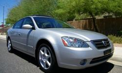 MUST SELL ASAP Nissan Altima 2003 low miles