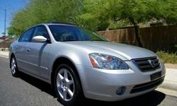 MUST SELL ASAP V6 3,5L Nissan Altima 2003 low miles