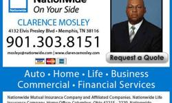 Nationwide Clarence Mosley