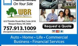 Nationwide WBR Insurance Agency LLC