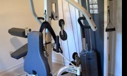 Nautilus NS 600 Home Gym