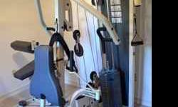Nautilus TOTAL Home Gym NS600