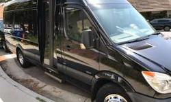 Need A MBZ Sprinter Van To LAX Airport