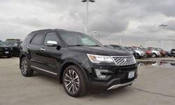 New 2016 Ford Explorer 4WD 4dr