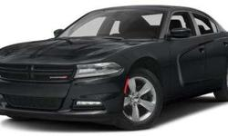 New 2017 Dodge Charger AWD
