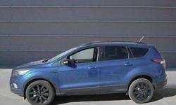 New 2017 Ford Escape 4WD