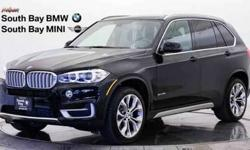 New 2018 BMW X5 Sports Activity Vehicle