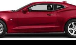 New 2018 Chevrolet Camaro 2dr Cpe
