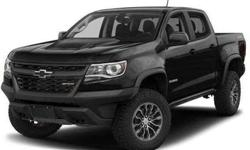 New 2018 Chevrolet Colorado Crew Cab 128.3