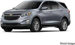 New 2018 Chevrolet Equinox AWD 4dr