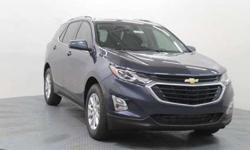 New 2018 Chevrolet Equinox FWD 4dr