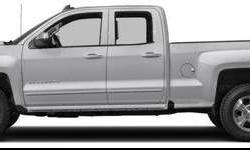 New 2018 Chevrolet Silverado 1500 2WD Double Cab 143.5
