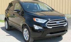 New 2018 Ford EcoSport 4WD