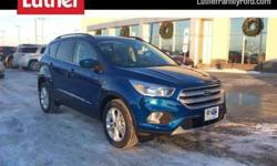 New 2018 Ford Escape 4WD