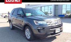 New 2018 Ford Explorer 4WD