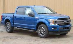 New 2018 Ford F-150 4WD SuperCrew 5.5' Box