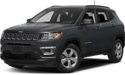New 2018 Jeep Compass 4x4