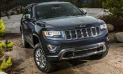 New 2018 Jeep Grand Cherokee 4x4