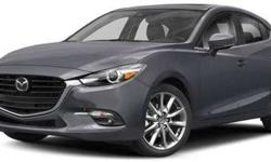 New 2018 Mazda Mazda3 5-Door 4dr Car