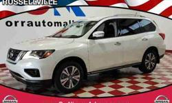 New 2018 Nissan Pathfinder FWD
