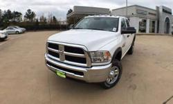 New 2018 Ram 2500 4x4 Crew Cab 6'4 Box