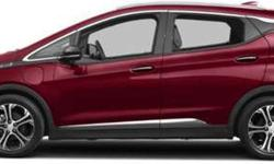 New 2019 Chevrolet Bolt EV 5dr Wgn