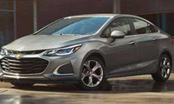 New 2019 Chevrolet Cruze 4dr Sdn