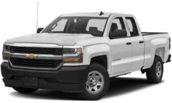 New 2019 Chevrolet Silverado 1500 LD 2WD Double Cab