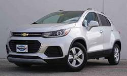 New 2019 Chevrolet Trax FWD 4dr