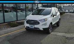 New 2019 Ford EcoSport 4WD