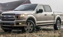 New 2019 Ford F-150 2WD SuperCrew 5.5' Box