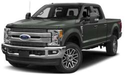 New 2019 Ford Super Duty F-250 SRW Crew Cab Pickup