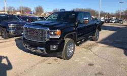 New 2019 GMC SIERRA K2500 DENALI for sale
