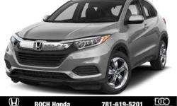 New 2019 Honda HR-V AWD CVT