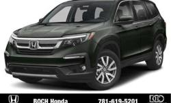 New 2019 Honda Pilot AWD