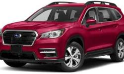 New 2019 Subaru Ascent 2.4T 8-Passenger