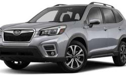 New 2019 Subaru Forester 2.5i