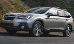 New 2019 Subaru Outback 2.5i